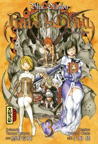 Blue Dragon Ral Grad T3 : Le changement (0), manga chez Kana de Takano, Obata