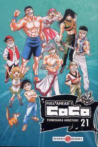 Full Ahead ! Coco T21, manga chez Bamboo de Yonehara