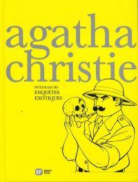 Agatha Christie : Enquêtes exotiques (0), bd chez Emmanuel Proust Editions de Hugot, Rivière, Chandre, Bairi, Ercan