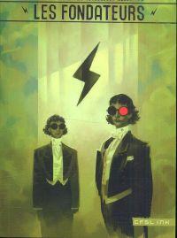 Les carnets de la Grenouille Noire T2 : Les fondateurs, bd chez Ankama de La Grenouille Noire