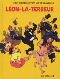 Léon-La-Terreur, bd chez Drugstore de Schippers, Van den Boogaard