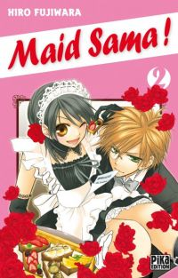 Maid sama ! T2, manga chez Pika de Fujiwara