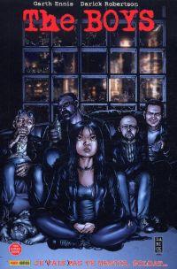 The Boys – édition souple, T5 : Je vais pas te mentir, soldat (0), comics chez Panini Comics de Ennis, Robertson, Aviña