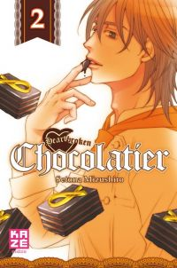 Heartbroken chocolatier T2, manga chez Kazé manga de Mizushiro