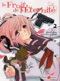 Le fruit de l'éternité T2, manga chez Bamboo de Akira, Asami