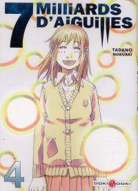 7 Milliards d'aiguilles T4, manga chez Bamboo de Tadano