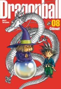 Dragon Ball – Ultimate edition, T8, manga chez Glénat de Toriyama