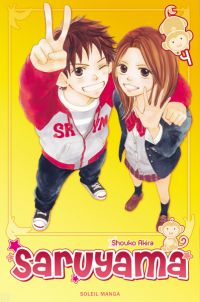 Saruyama T4, manga chez Soleil de Shouko