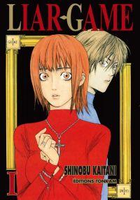 Liar game T1, manga chez Tonkam de Kaitani