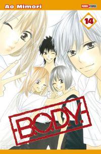 B.O.D.Y. T14, manga chez Panini Comics de Mimori