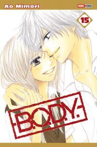 B.O.D.Y. T15, manga chez Panini Comics de Mimori