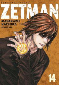 Zetman T14, manga chez Tonkam de Katsura