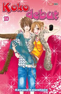 Koko debut T10, manga chez Panini Comics de Kawahara