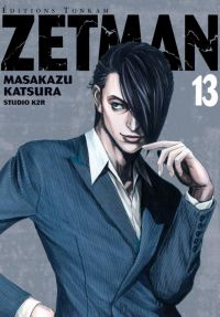 Zetman T13, manga chez Tonkam de Katsura
