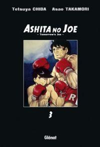 Ashita no Joe T3, manga chez Glénat de Takamori, Chiba
