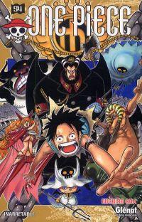 One Piece T54, manga chez Glénat de Oda
