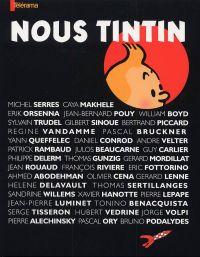 Nous Tintin, bd chez Moulinsart de Collectif, Hergé
