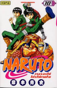 Naruto T10, manga chez Kana de Kishimoto