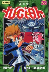 Yu-Gi-Oh T28, manga chez Kana de Takahashi