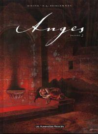 Anges T2 : Psaume 2 (0), bd chez Les Humanoïdes Associés de Dieter, Boiscommun