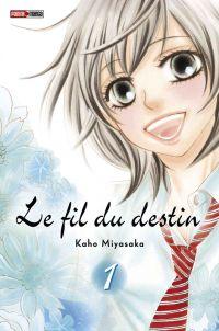 Le fil du destin T1, manga chez Panini Comics de Miyasaka