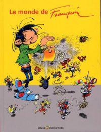 Le monde de Franquin : , bd chez Marsu Productions de Franquin, Léonardo