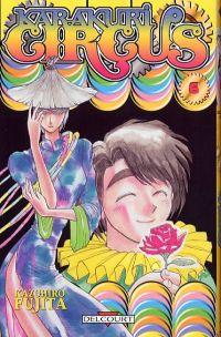 Karakuri Circus T6, manga chez Delcourt de Fujita