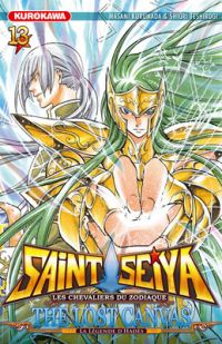 Saint Seiya - The lost canvas  T13, manga chez Kurokawa de Teshirogi, Kurumada