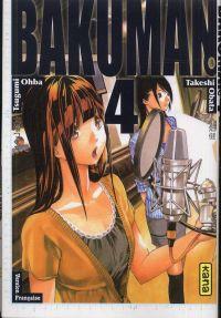 Bakuman T4, manga chez Kana de Ohba, Obata