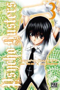 Psycho busters T3, manga chez Pika de Aoki, Nao