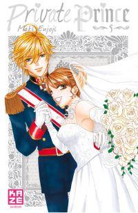 Private prince T5, manga chez Kazé manga de Enjoji