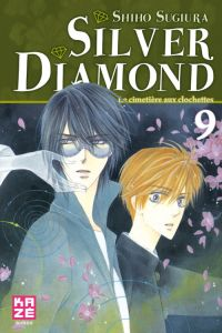 Silver diamond T9, manga chez Kazé manga de Sugiura