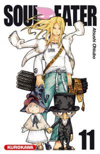 Soul eater T11, manga chez Kurokawa de Ohkubo
