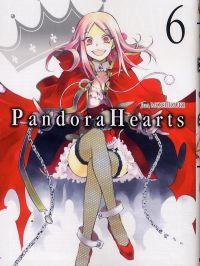 Pandora Hearts T6, manga chez Ki-oon de Mochizuki