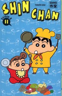 Shin Chan saison 2  T11 : , manga chez Casterman de Usui