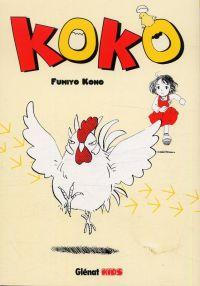Koko, manga chez Glénat de Kouno