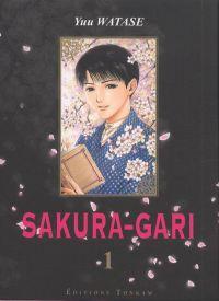 Sakura-Gari T1, manga chez Tonkam de Watase