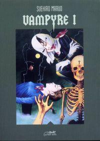 Vampyre T1, manga chez Le Lézard Noir de Maruo