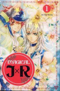 Magical JxR T1, manga chez Clair de Lune de Lee