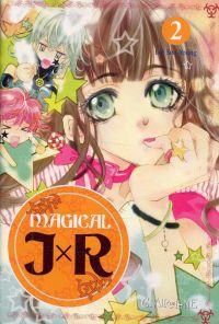 Magical JxR T2, manga chez Clair de Lune de Lee