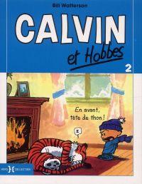 Calvin et Hobbes T2 : En avant, tête de thon ! (0), comics chez Hors Collection de Watterson