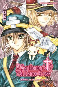 The gentlemen's alliance cross T6, manga chez Kana de Tanemura