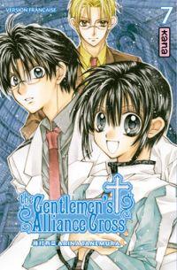 The gentlemen's alliance cross T7, manga chez Kana de Tanemura