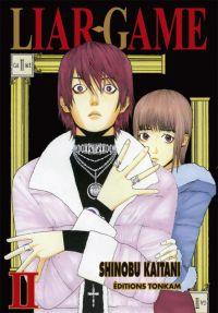 Liar game T2, manga chez Tonkam de Kaitani