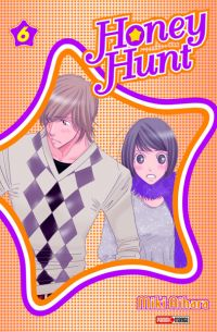 Honey hunt T6, manga chez Panini Comics de Aihara