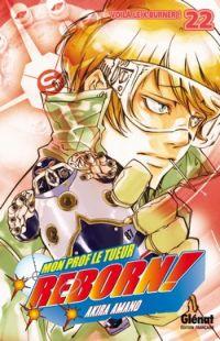 Reborn ! Mon prof le tueur T22 : Voilà le Kata spécial du style Soên (0), manga chez Glénat de Amano