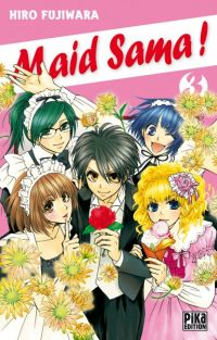 Maid sama ! T3, manga chez Pika de Fujiwara