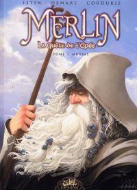 Merlin - La quête de l'épée T4 : Mureas (0), bd chez Soleil de Istin, Demare, Cordurié