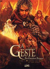 La geste des Chevaliers Dragons T11 : Toutes les mille et une lunes (0), bd chez Soleil de Ange, Looky, Paitreau