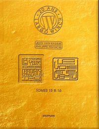 Largo Winch T8 : Tomes 15 & 16 (1), bd chez Dupuis de Van Hamme, Francq, Besson